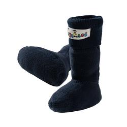 Playshoes Socken PLAYSHOES Kinder Fleece-Stiefel-Socke 32/33