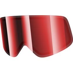 Shark Bril vervangende lens, rood