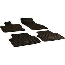Walser Passform-Fußmatten (4 Stück), VW Golf Sportsvan Schrägheck, für VW Golf Sportsvan BJ 2014 - heute