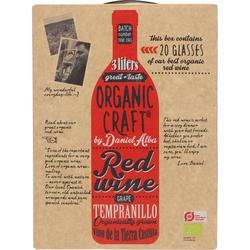 Organic Craft Red 3 ltr.