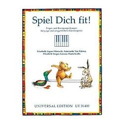 Spiel Dich fit!  für Klavier - Buch