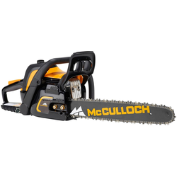 McCulloch Benzin-Kettensäge CS 50 S, 00096-73, 45 cm Schwertlänge
