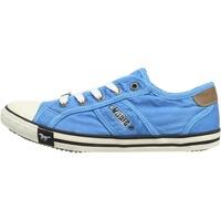 Shoes Schnürer blau 37