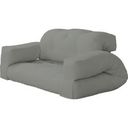 Karup Design Schlafsofa Hippo grau 140 cm