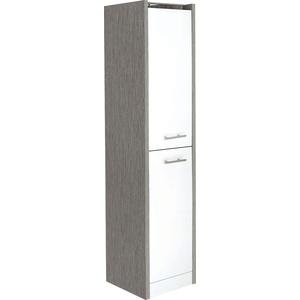 Schildmeyer Hochschrank Triant grau Bad-Hochschränke Badmöbel