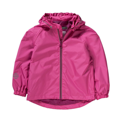 Minymo Regenjacke Regenjacke für Mädchen rosa 128