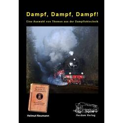 Dampf Dampf Dampf!: Buch von Helmut Neumann