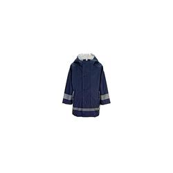 Sterntaler® Regenjacke Regenbekleidung Regenjacke ungefüttert Regenjacken blau 116