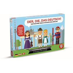 Der Die Das Deutsch