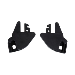 Hauck Kinderwagen-Adapter Sunny Adapter für Comfort Fix / iPro Baby, black