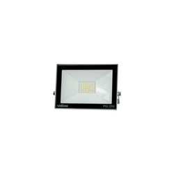 Ideus LED Scheinwerfer LED Scheinwerfer KROMA 30W GRAU 4500K 2400lm IP65 IDEUS