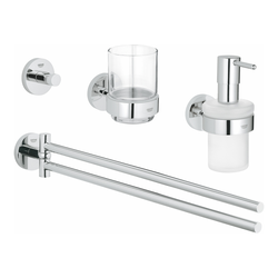 Grohe Essentials Waschtisch-Set 4 in 1