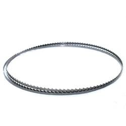Sägeband 2560 mm von 6-15 mm Breite für Bandsägen (Holz) Sägeband mit 6mm Breite