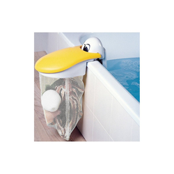 KidsKit Spielzeug-Badewannennetz Pelikan Badespielzeug