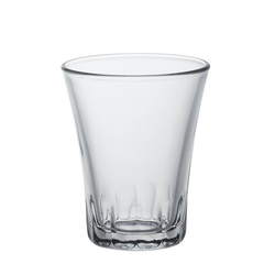 Duralex Teeglas Amalfi, Glas, Kaffeeglas Teeglas 70ml Glas transparent 4 Stück Ø 5.5 cm x 6.8 cm