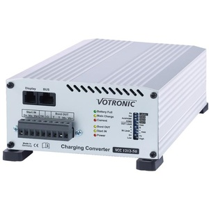 Votronic VCC 1212-50 Ladebooster, 12V/50A