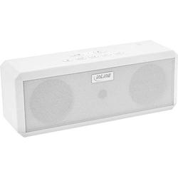 InLine WOOME 2 TWS BT Lautsprecher Bluetooth® Lautsprecher Weiß
