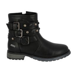 Boots Ellen, schwarz, Gr. 33 - 33 - schwarz