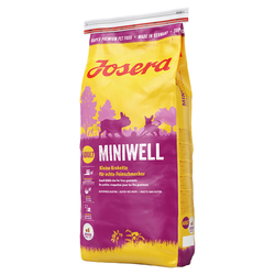 (3,17 EUR/kg) Josera Miniwell 15 kg