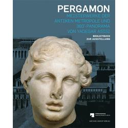 Pergamon als Buch von