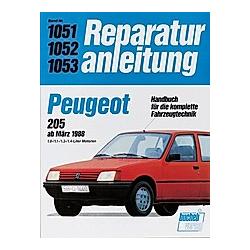 Peugeot 205  ab 9/1982; . - Buch