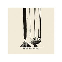 Throat - SMILE LESS (CD)