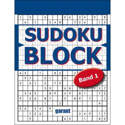 Sudoku Block Band 1: Buch von