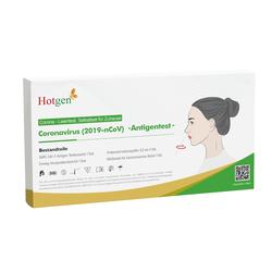 Hotgen Covid-19 Antigen Selbsttest