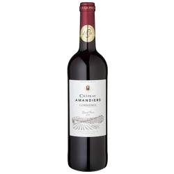 Château Amandiers Grand Cuvée Corbières - 2017 - Vignerons de Cascastel - Französischer Rotwein