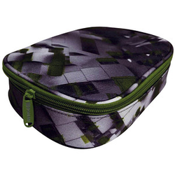 DONAU Schlampermäppchen 3D grün