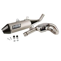 HGS Auspuffanlage  KTM EXC-F 350 '20