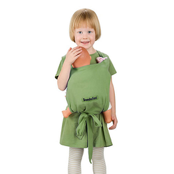 Puppentrage Puppen-Bondolino oliv