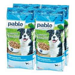 Pablo Hundefutter Kraftmenü 3 kg, 4er Pack