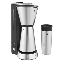 WMF KÜCHENminis Aroma Thermo to go Kaffeemaschine silber