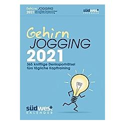 Gehirnjogging 2021, Abreißkalender