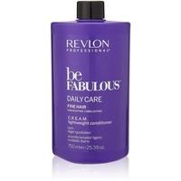 REVLON Professional Be Fabulous Daily Care Fine Cream Conditioner 750 ml
