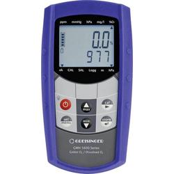 Greisinger GMH5630 Kombi-Messgerät O2-Konzentration, O2-Sättigung, Druck, Temperatur