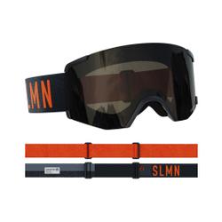 Salomon - S/View Bk/Sol Schwarz - Skibrillen