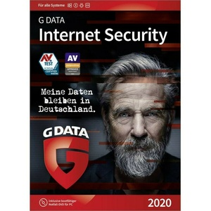 G DATA Internet Security 1 PC  2020  | Download / Email-Versand / Windows / ESD