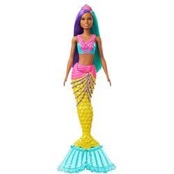 Barbie Dreamtopia Meerjungfrau Puppe mit gelbem Schwanz