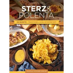 Sterz & Polenta: Buch von Herbert Paukert