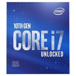 Intel® Prozessor S1200 Core i7-10700KF - Prozessor - silber