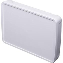 Bopla BOP 10.1-9016 Hand-Gehäuse 285 x 198 x 46 ABS Weiß (RAL 9016) 1St.