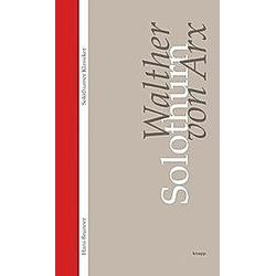 Walter von Arx: Olten. Hans Brunner  - Buch