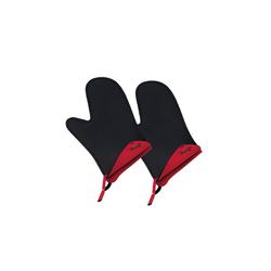 Spring Topfhandschuhe Topfhandschuh kurz 1 Paar Spring Grips rot