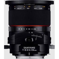 Samyang 21825 21825 Tilt-Shift-Objektiv 24mm