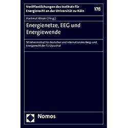 Energienetze  EEG und Energiewende - Buch