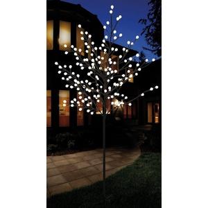 LED Baum in unterschiedlichen Größen schwarz