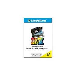 Briefmarken-Katalog DNK 2020 - Buch