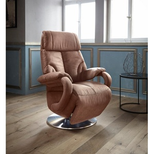 Places of Style TV-Sessel Gisborne, in Größe S, wahlweise mit Motor und Aufstehhilfe weiß